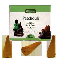 Encens Backflow au Patchouli