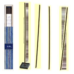 Bois d'Aloès : Encens Japonais Kayuragi ( Nippon Kodo ) ~ Étui de 40 Bâtonnets + 1 Porte-Encens