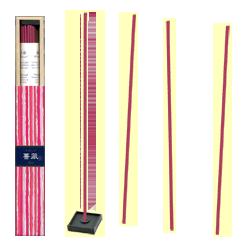 Rose : Encens Japonais Kayuragi ( Nippon Kodo ) ~ Étui de 40 Bâtonnets + 1 Porte-Encens