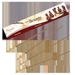 Benjoin : Encens Indien Aromatika ~ Étui de 15 Grammes