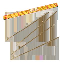 Nag Champa : Encens Indien Goloka ~ Boîte de 8 Bâtonnets