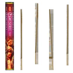 """Désir : Encens """" Désir """" HEM ~ Étui de 20 Bâtonnets"""