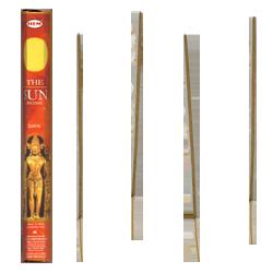 """Le Soleil : Encens """" Le Soleil """" HEM ~ Étui de 20 Bâtonnets"""