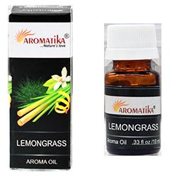 """Huile Parfumée """" Lemongrass """" (à la Citronnelle)"""