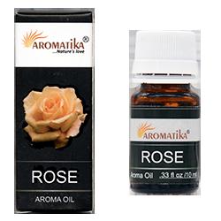 Huile Parfumée à la Rose