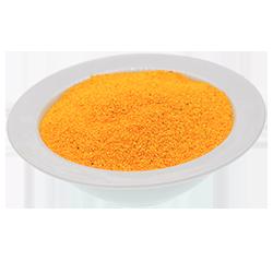 """Abricot : Sable Fin Coloré """" Abricot """" ~ Sachet de 150 Grammes"""