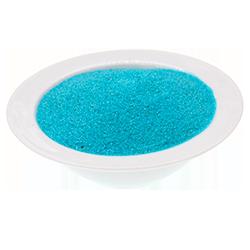 """Bleu Turquoise : Sable Fin Coloré """" Bleu Turquoise """" ~ Sachet de 150 Grammes"""