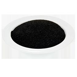 Noir : Sable Fin Noir ~ Sachet de 150 Grammes