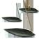 Porte-Encens en Pierre ~ Dimensions : 13,80 (L) x   5,80 (l) x  0,80 (H) cm