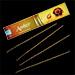 Ambre : Encens Indien Aromatika ~ Étui de 15 Grammes