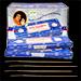 Nag Champa : Encens Indien Satya ~ Boîte de 6 Étuis de 100 Grammes