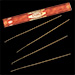 Ambre : Encens Indien HEM ~ Boîte de 20 Bâtonnets