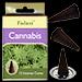 Cannabis : Encens Naturel Indien Tulasi ~ Boîte de 15 Cônes + 1 Porte-Encens