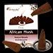 Cônes d'Encens 100% Naturels au Musc Africain