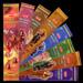 7 Archanges : Encens Religieux ~ Boîte de 7 Étuis de 5 Bâtonnets