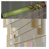 Aloé Vera : Encens Naturel de la marque Aromatika ~ Étui de 20 bâtonnets
