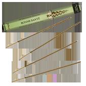 Bonne Santé : Encens Naturel de la marque Aromatika ~ Étui de 20 bâtonnets