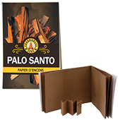 Papier d'Encens au Palo Santo [ Fragrances et Sens ]