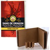 Papier d'Encens au Sang du Dragon [ Fragrances et Sens ]