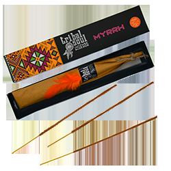 Myrrhe : Encens Amérindien Tribal Soul